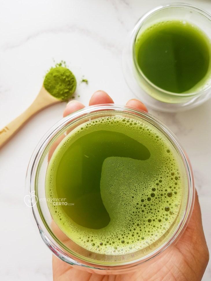Benefícios do chá Matcha - blog EmagrecerCerto.com