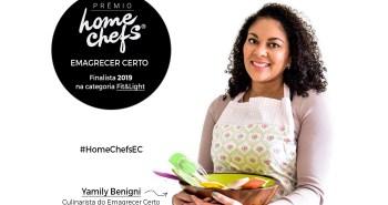 Preêmio HomeChefs | Blog Emagrecer Certo na categoria Fit Light