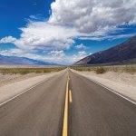 Estrada para o sucesso representando o artigo como definir suas metas