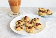 Cookies de aveia fáceis