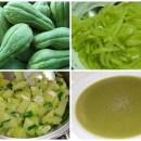 Chuchu: um legume sem sabor que ajuda a emagrecer rapidamente