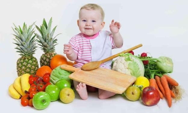 alimentação saudável na educação infantil