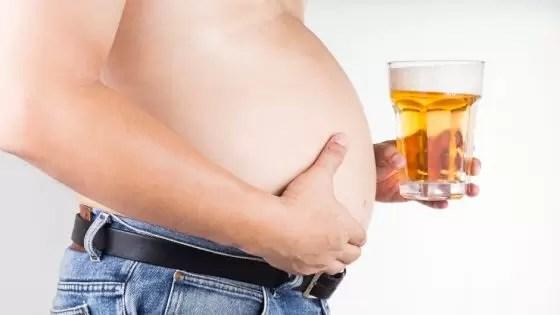 cerveja da barriga