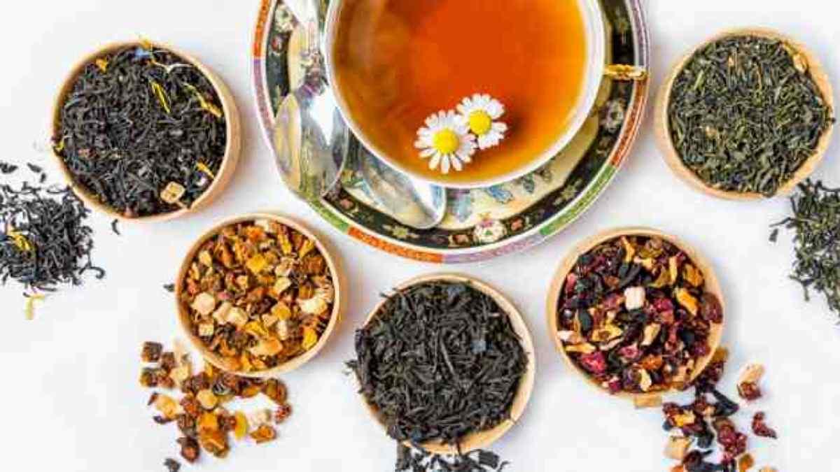 chá para baixar diabetes