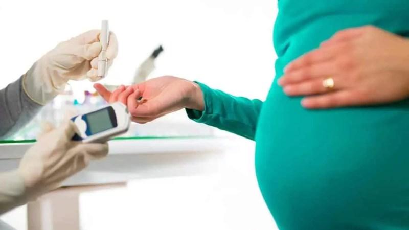 diagnóstico de diabetes gestacional
