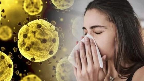 Sintomas do Novo Coronavírus (COVID-19)