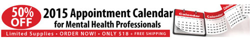Order Now! 2015 Appointment Calendars