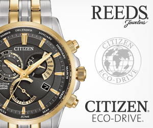 Reeds Jewelers -Citizen Eco Drive
