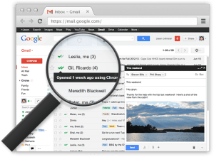 gmail tracking