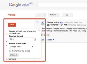 Free Google Voice Calling