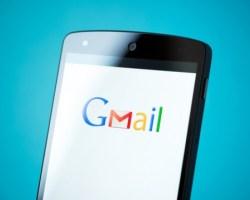 Gmail phone logo