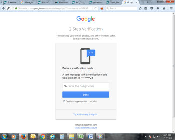 Securing Your Google Account