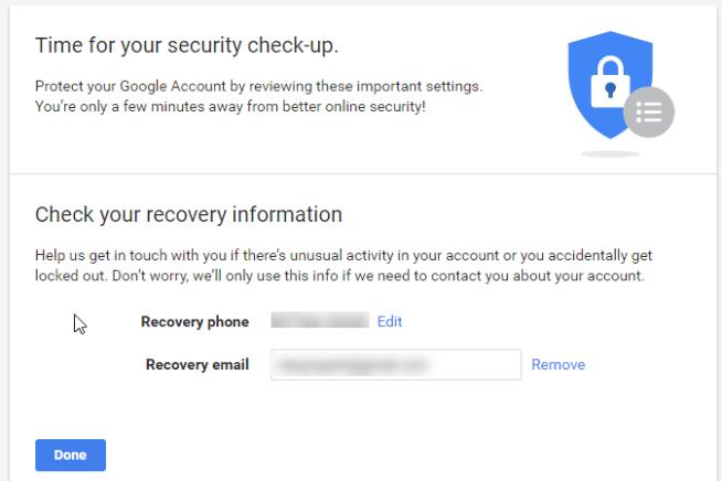 Google Account