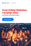 Great Holiday Marketing Campaign Ideas [Webinar Recap]