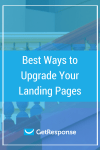 Best Ways to Upgrade Your Landing Pages