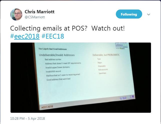POS EEC 2018 Key Takeways