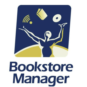 Bookstore Manager Logo