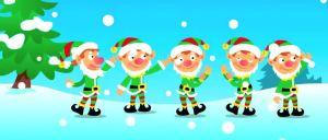 Santa songs