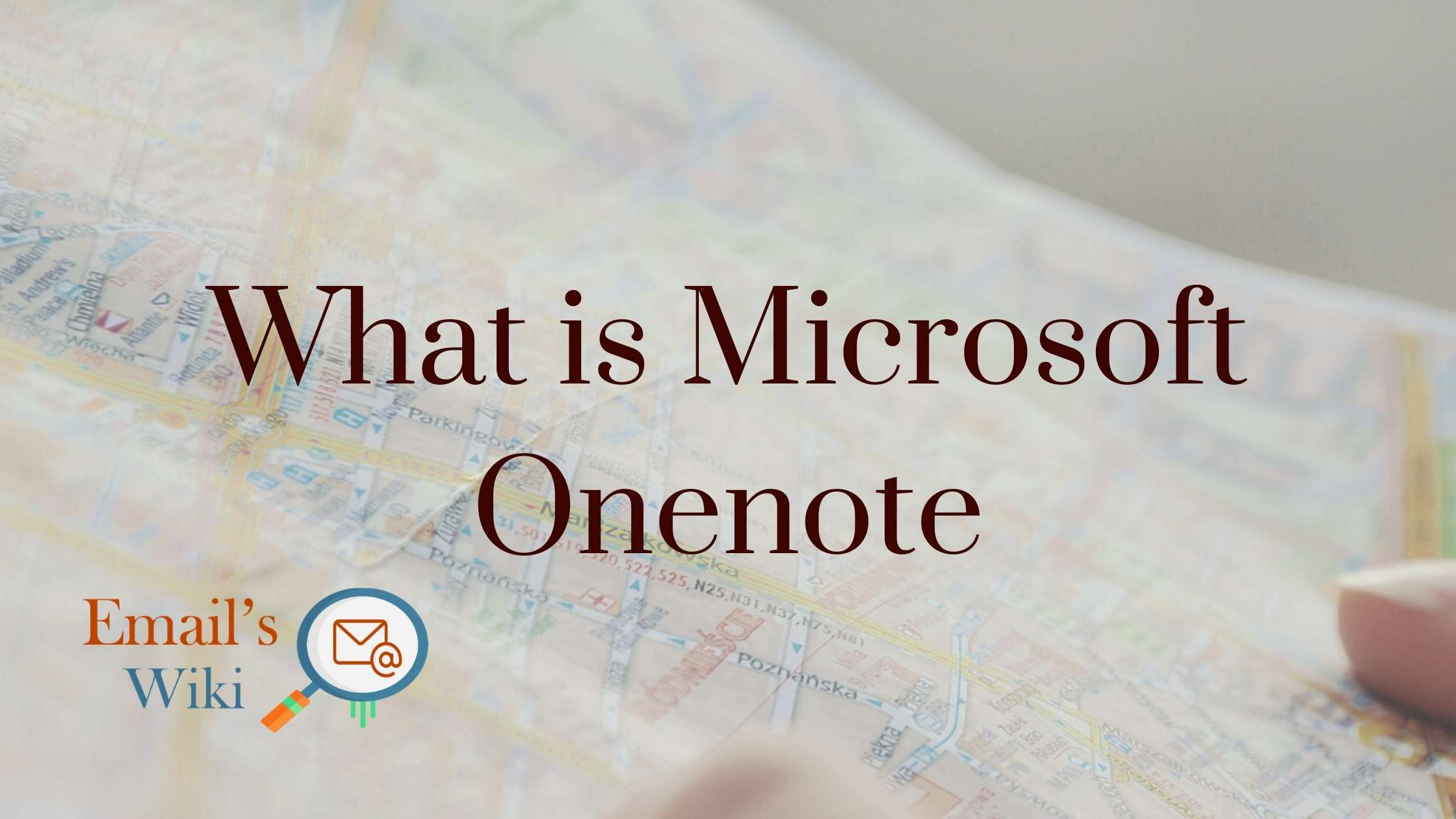 What is Microsoft Onenote