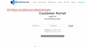 Video: EmailToVoice.Net Customer Portal Fundamentals