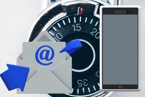 Secure Email To SMS