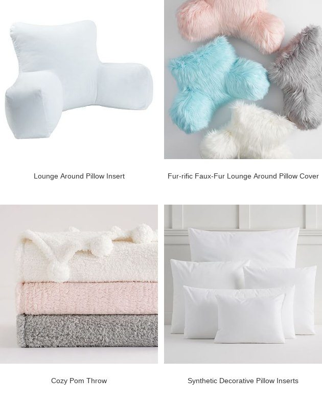 cozy lounge around pillow cover is