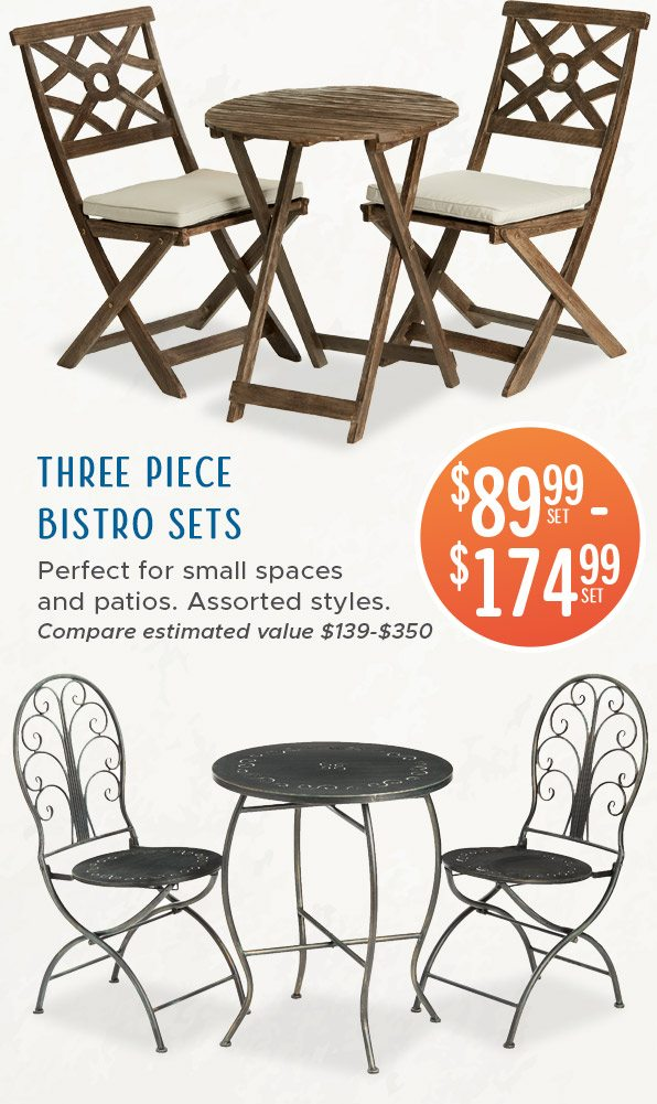 get outside with amazing patio deals