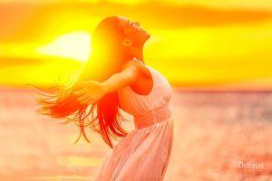 Ser feliz requer uma dose extra de coragem