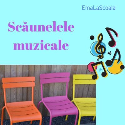 scaunelele muzicale
