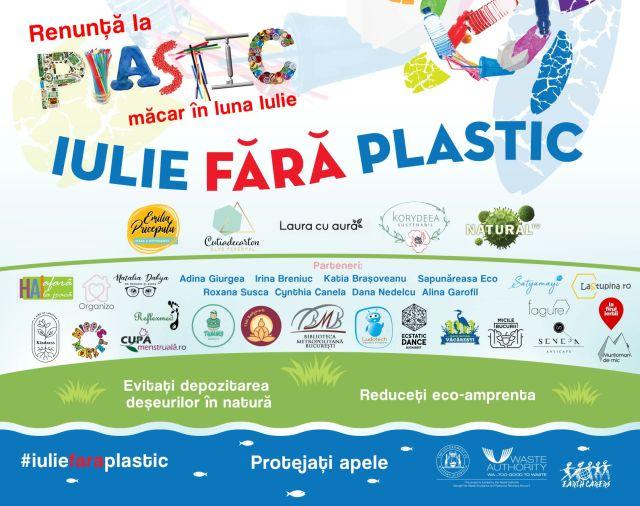iulie fara plastic
