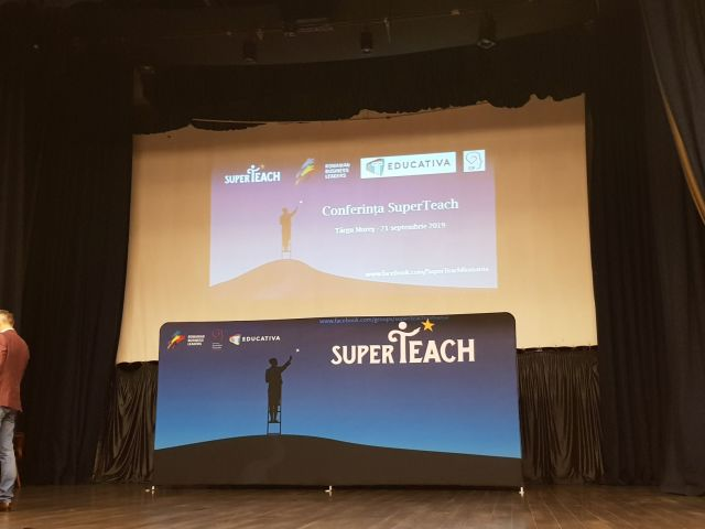 conferinta SuperTeach