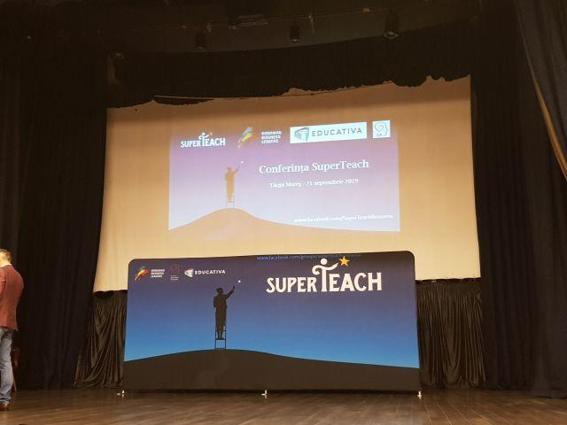 conferinta SuperTeach