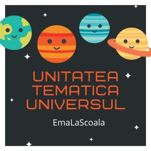 unitatea tematica universul