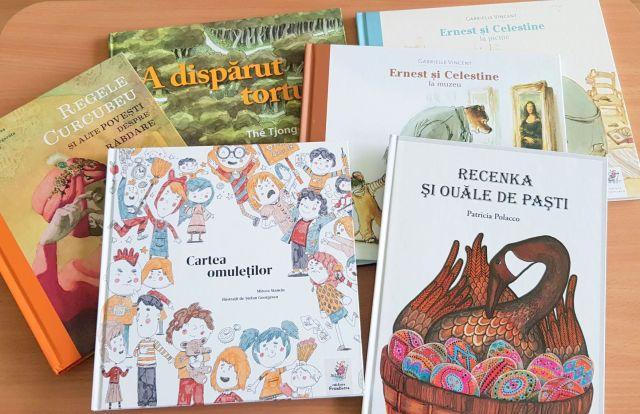 ce carti citesc copiii