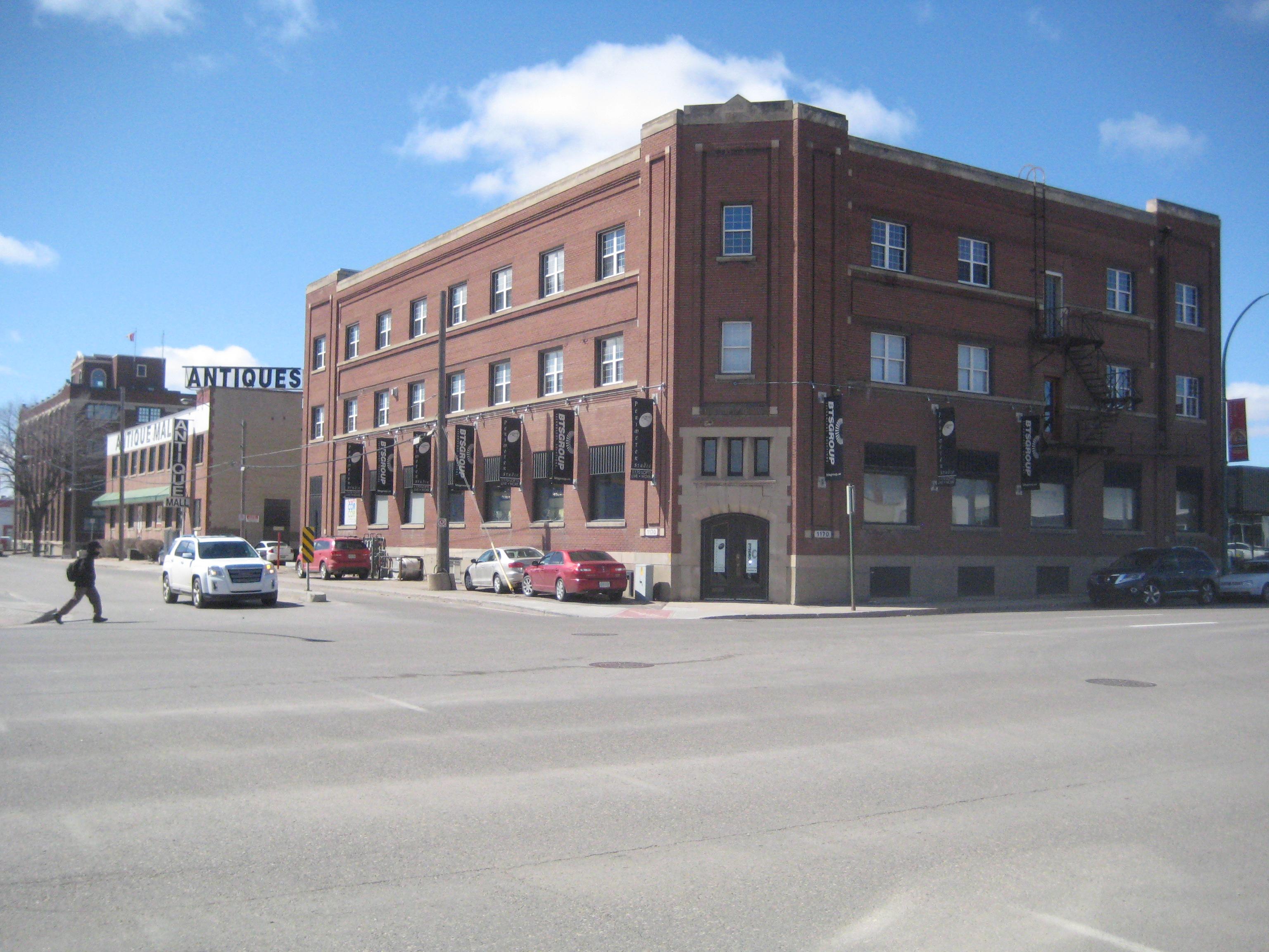 Regina Warehouse District EmaNate80