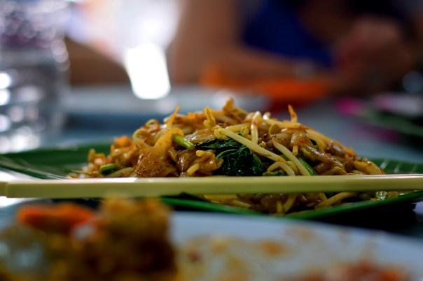 Vegan Dish at Blue Boy Restaurant