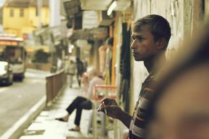 Smoking Man Jalan Sultan 2