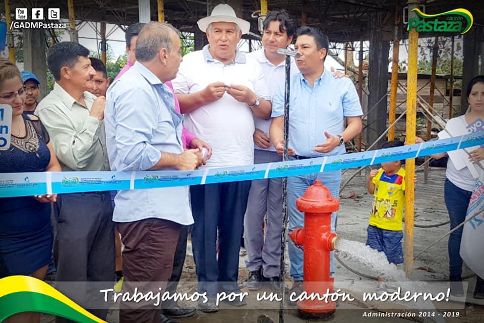 El Apoyo Decidido De La Actual Administración Del Municipio Cantón
