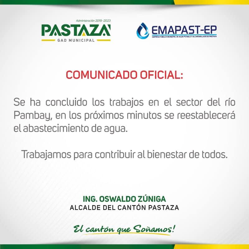 Emapast Informa: