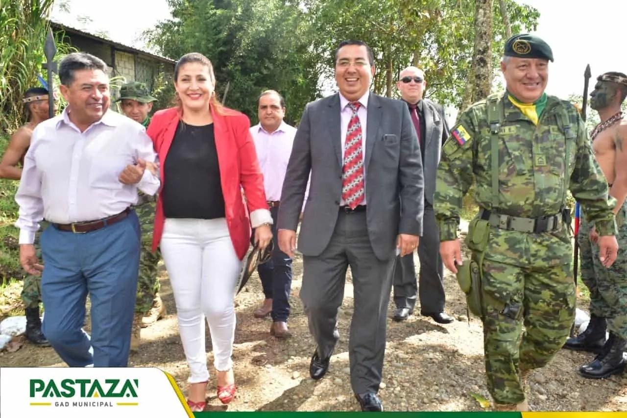 |#CeremoniaDeRecordaciónGuerraDelCenepa| Alcalde Participó En Ceremonia Por Lo