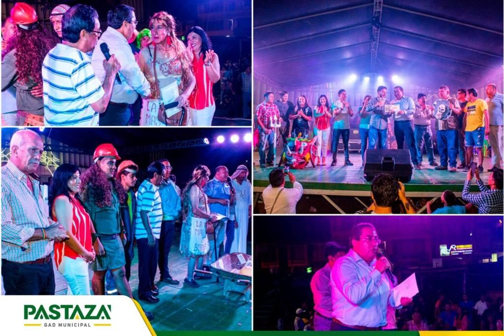 |#ConcursoDeViudas| Familia Luzuriaga Ganó El Concurso De Viudas El Cierre