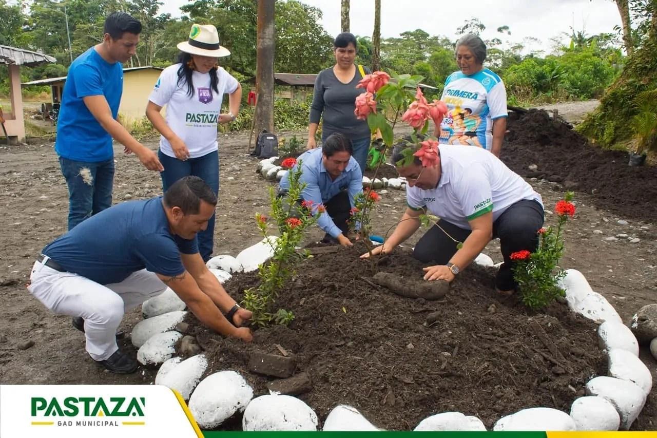 |#MingasBarriales| Programa De Mingas Llegó Al Sector De Las Lomas