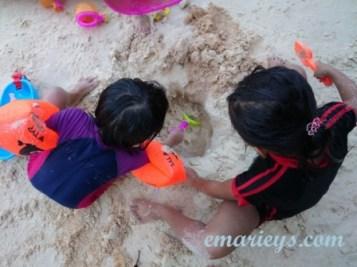 Pasir sangat halus