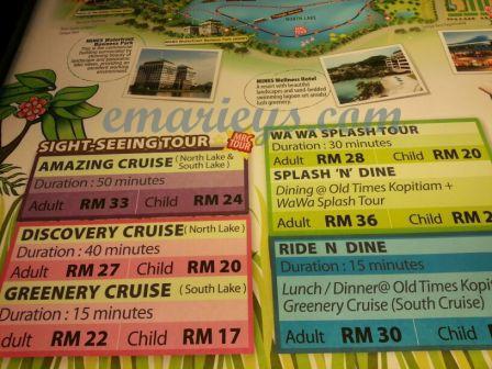 Tiket Cruise Mines