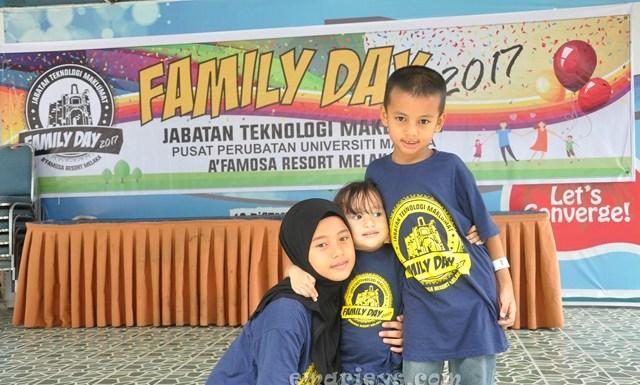 Family Day Anjuran Jabatan Teknologi Maklumat (JTM)