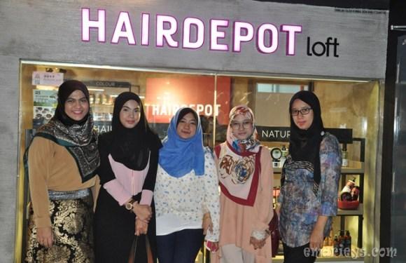 Shampoo Terbaik Untuk Wanita Bertudung Ada Di Hairdepot