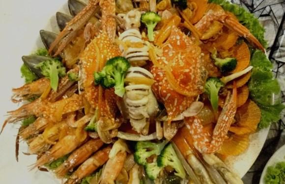 Restoran Sahabat Makan Sedap Lauk Seafood