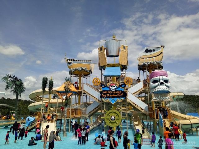 Promosi Cuti Sekolah Showcase Gempak Giler Di Bangi Wonderland Theme Park & Resort