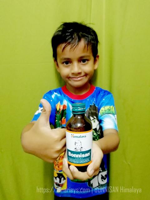Supplement Naik Selera Anak