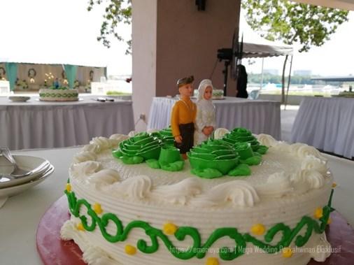 Kek setiap pengantin